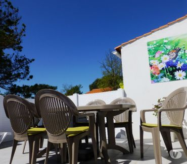 Photos Vivastreet Maison charmante,3 *, 2-4 pers.,2 ch.plage600m, wifi, vélos