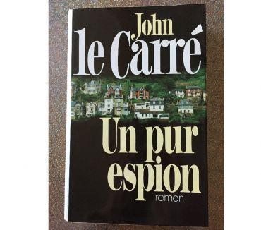 Photos Vivastreet Livre '' un pur espion '' de John Le Carre