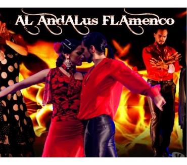 Photos Vivastreet Spectacle Al Andalus Flamenco Nuevo Cannes