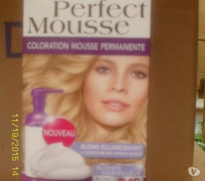 Photos Vivastreet coloration perfect mousse