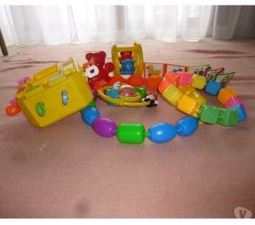 Photos Vivastreet Divers jouets jeunes enfants Playschool et autres