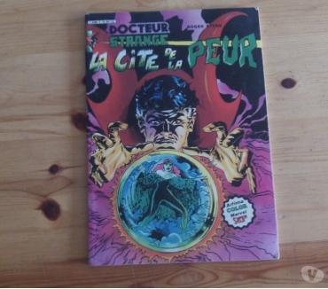 Photos Vivastreet BD Docteur Strange N° 3 - La Cité De La Peur (Roger Stern)
