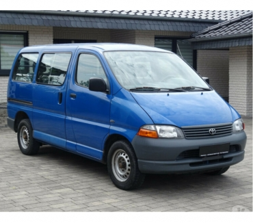 Photos Vivastreet Toyota HI-ACE Kombi TD 9 places