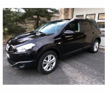 Photos Vivastreet Nissan Qashqai+2 2.0DCI 150 FAP ALL MODE 7 Places 4x4