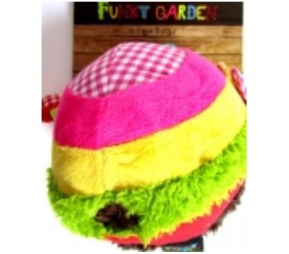 Photos Vivastreet Balle d'activité multicolore en tissu