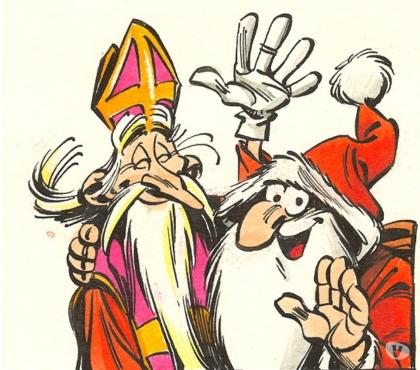 Photos Vivastreet Père Noël Saint Nicolas