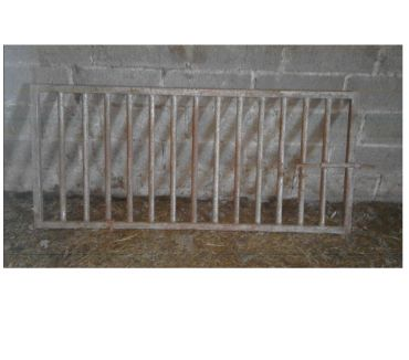 Photos Vivastreet Deux barrières en fer