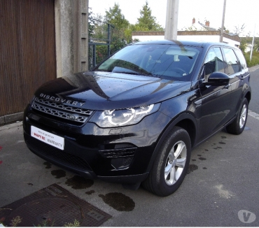 Photos Vivastreet LAND ROVER DISCOVERY SPORT 2.0TD4 AWD AUTOMATIQUE