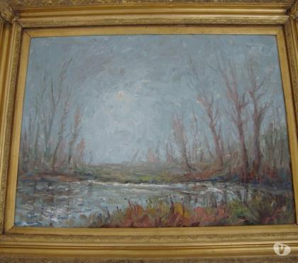 Photos Vivastreet Tableau peintre lyonnais MOYROUD