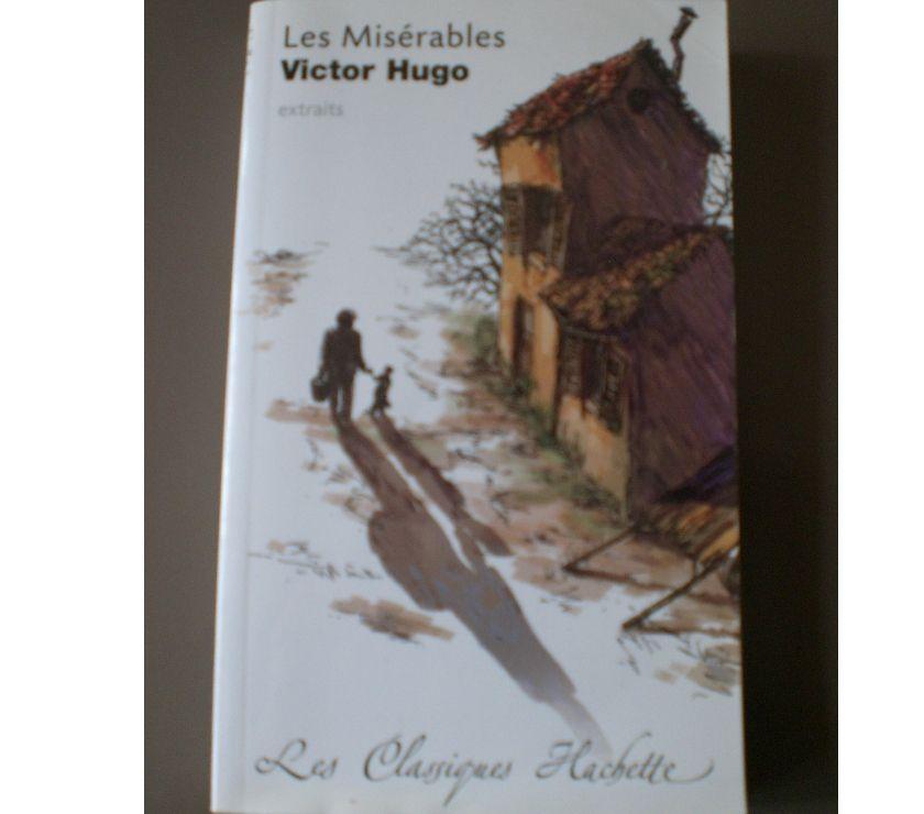 """Photos Vivastreet Livre """"Les misérables"""""""