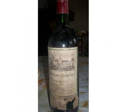 Photos Vivastreet bouteille de vin rouge