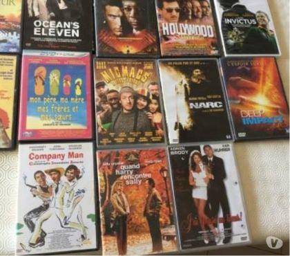 Photos Vivastreet Dvd 1€ ou 5€ les 7
