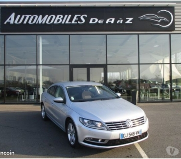 Photos Vivastreet Volkswagen CC 2.0 TDI 140CH BLUEMOTION TECHNOLOGY FAP