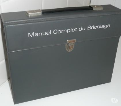Photos Vivastreet MANUEL COMPLET DU BRICOLAGE en VALISETTE