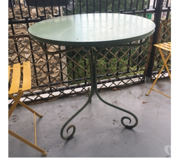 Photos Vivastreet Table Jardin Balcon vintage