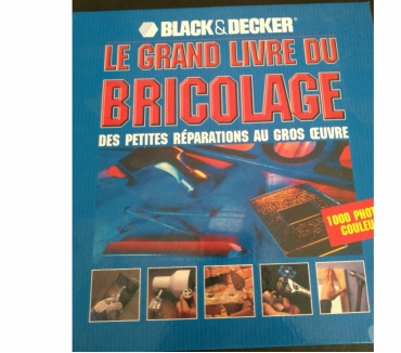 Photos Vivastreet le grand livre du bricolage black et decker TBE