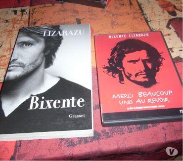 Photos Vivastreet livre et DVD sur Bixente Lizarazu