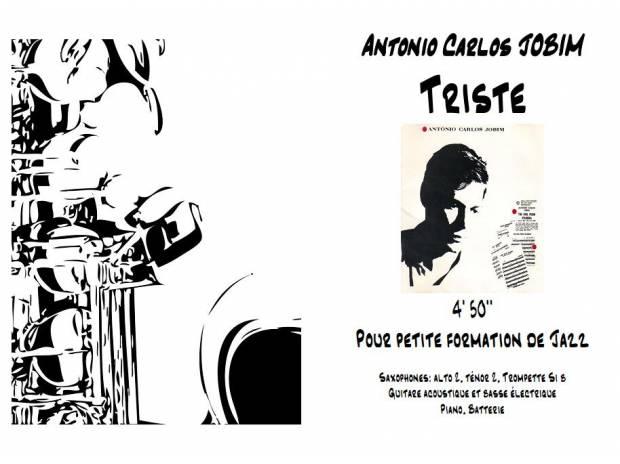 "Photos Vivastreet PARTITION Antonio Carlos JOBIM "" TRISTE """