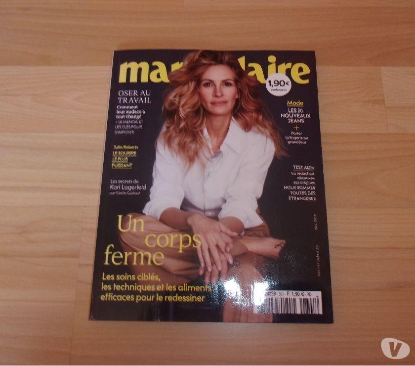 Photos Vivastreet Magazine Marie Claire N° 801 - Mai 2019