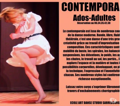 Photos Vivastreet Danse Contemporaine Ados Adultes