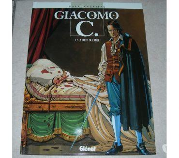 Photos Vivastreet GIACOMO C. - Tome 02 Editions GLENAT