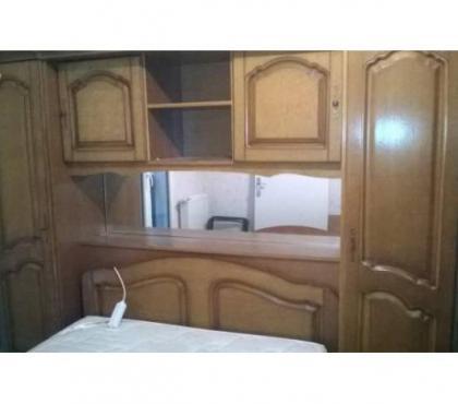 Photos Vivastreet Chambre pont adulte avec armoire 4 portes & meuble télé
