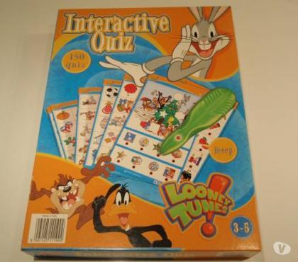 Photos Vivastreet Jeu de Quiz Interactif Educatif Looney Tunes