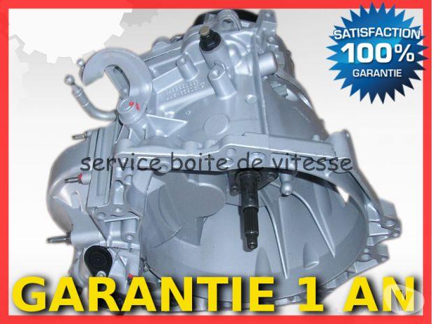 Photos Vivastreet Boite de vitesses Peugeot 307 1.4 HDI BV5