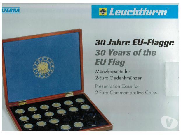 Collection Haute-Marne Bettancourt la Ferree - 52100 - Photos Vivastreet 23 X 2 € DRAPEAUX DANS UN COFFRET LEUCHTURM