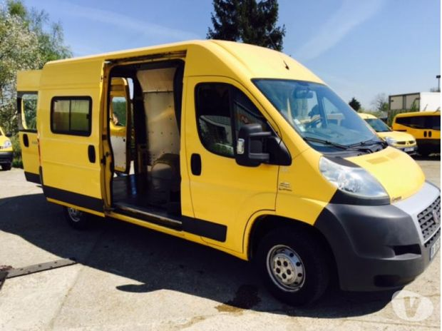 fiat ducato 2 3mjtd 120cv 7 places 10 000 kms dreux 28100 utilitaires occasion pas. Black Bedroom Furniture Sets. Home Design Ideas