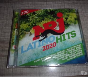 Photos Vivastreet CD NRJ Latino Hits 2020 (Neuf)