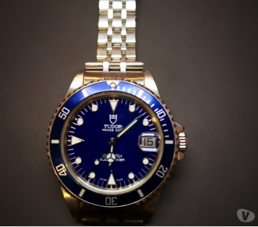 Photos Vivastreet Montre Tudor prince date submariner