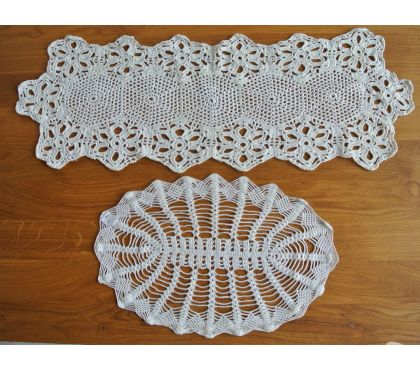 Photos Vivastreet Napperons au Crochet