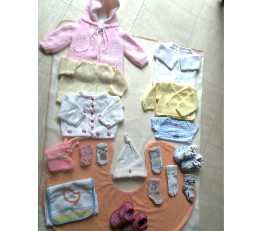Photos Vivastreet LOT 14 - vêtements bébé 0 à 3 mois - zoe