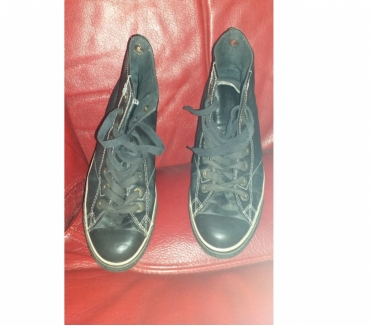 Photos Vivastreet CHAUSSURES HAUTE HOMME CONVERSE ALL STAR POINTURE 43
