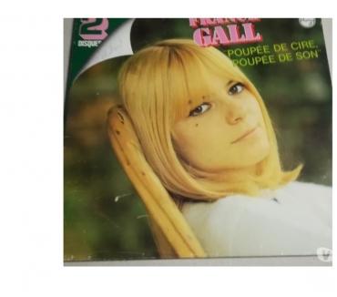 Photos Vivastreet vinyl double france gall