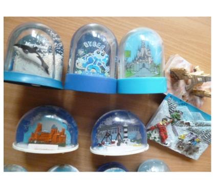Photos Vivastreet BOULES de NEIGE - souvenirs