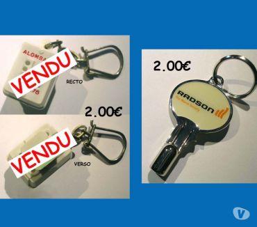 Photos Vivastreet Lot 2– Anciens porte-clefs en super état.