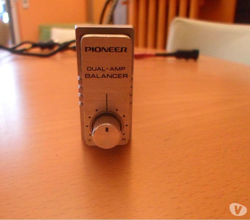 Photos Vivastreet Pioneer CD-606 Dual amplifier balancer