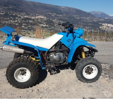 Photos Vivastreet QUAD COLLECTOR YAMAHA 350 X WARRIOR EDITION MONACO