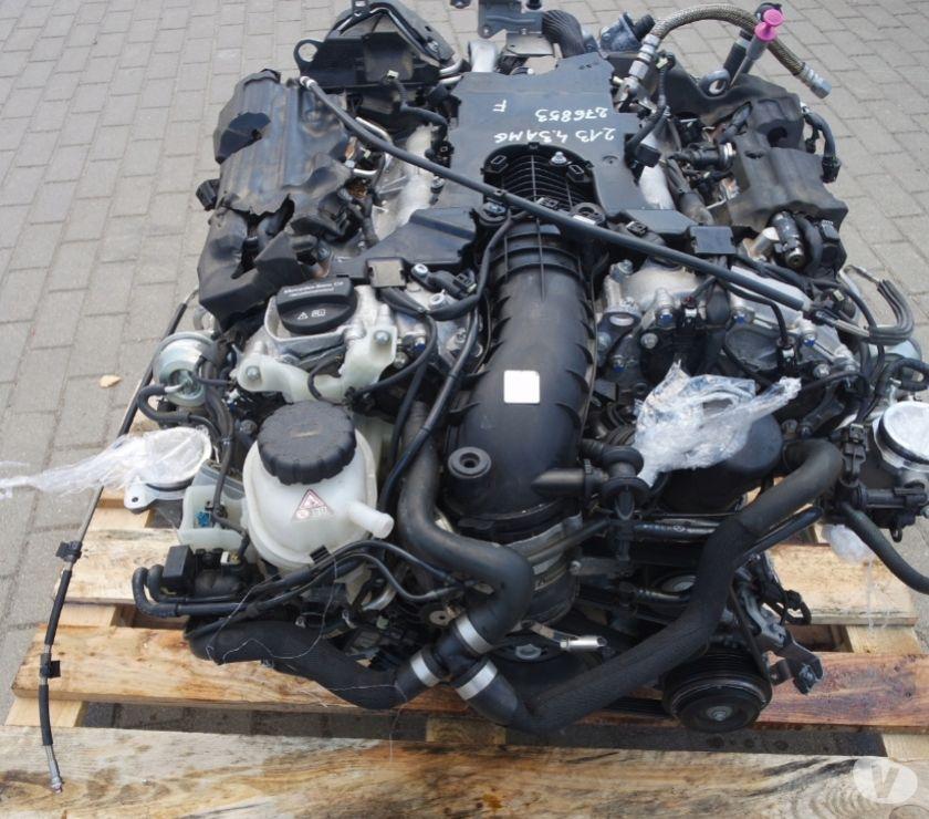 Photos Vivastreet Moteur complet Mercedes classe E W213 4MATIC E400 276.853