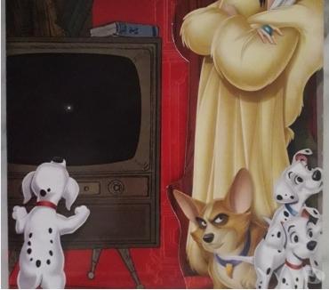 Photos Vivastreet Coffret DVD Disney chef-d'oeuvre : Les 101 dalmatiens 1 et 2