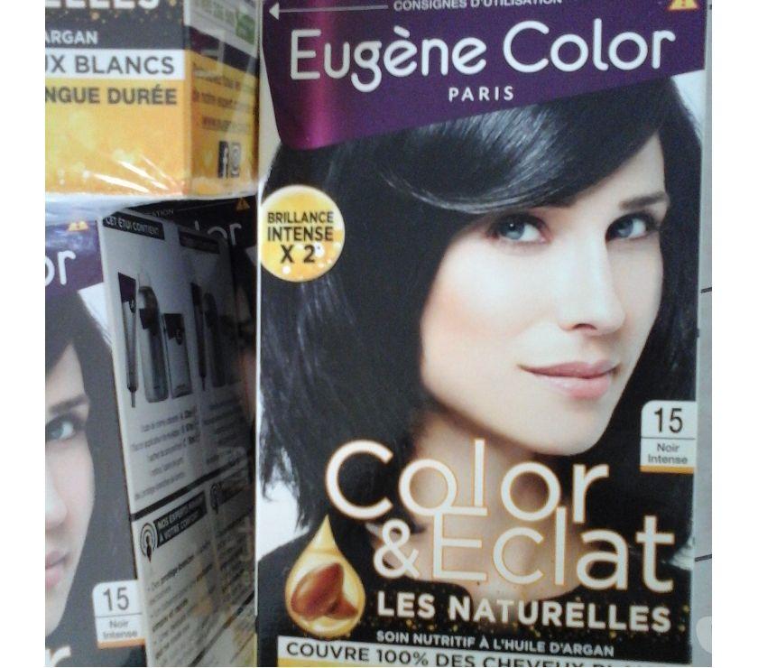 Beauté - Santé Alpes-Maritimes Nice - Photos Vivastreet Teinture Eugène color noire