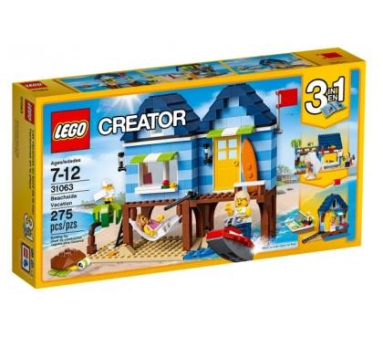 Photos Vivastreet LEGO Les vacances à la plage 31063