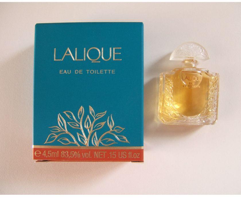 Photos Vivastreet Miniature de parfum Lalique