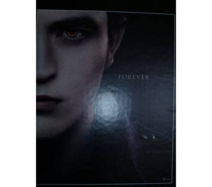 Photos Vivastreet poster twilight film ciné déco cullen edward vampire bella l