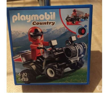 Photos Vivastreet Playmobil country quad