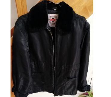 Photos Vivastreet manteau noir fille -14 ans