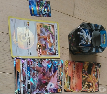 Photos Vivastreet Énorme Starter pack POKEMON +400 cartes EX GX