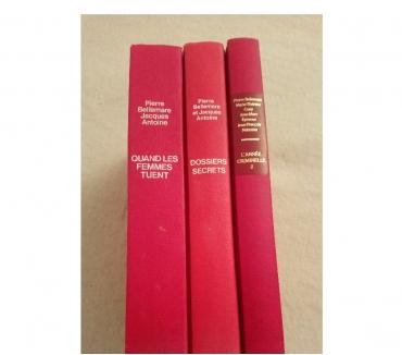 Photos Vivastreet 3 livres de Pierre Bellemanre